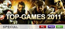 Die Top Games 2011