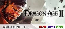 Dragon Age 2 Angespielt