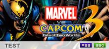 Marvel vs. Capcom 3 Test