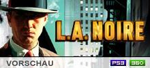 L.A. Noire Preview