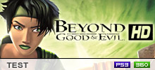 Beyond Good & Evil HD Test