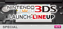 3DS - Launch-Lineup