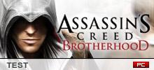 Assassin's Creed: Brotherhood PC Test