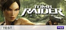 Tomb Raider Trilogy Test