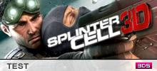 Splinter Cell 3D Test