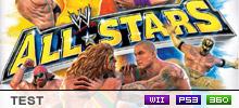 WWE All Stars Test