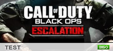 Call of Duty: Black Ops Escalation Map Pack Test