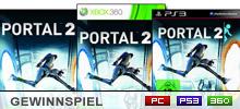 Portal 2 Gewinnspiel
